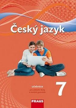 Český jazyk 7 učebnice cena od 123 Kč