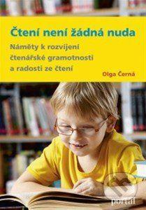 Olga Černá: Čtení není žádná nuda cena od 168 Kč