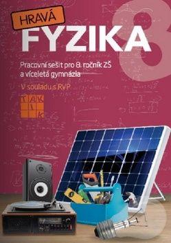 Hravá fyzika 8 cena od 89 Kč
