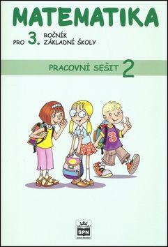 Miroslava Čižková: Matematika pro 3. ročník základní školy - Pracovní sešit 2 cena od 50 Kč
