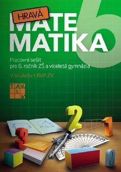 Hermochová Dana a: Hravá matematika 6 - PS pro 6. ročník ZŠ a víceletá gymnázia cena od 119 Kč