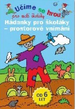 Učíme se hrou Hádanky pro školáky cena od 59 Kč