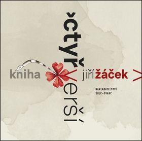 Jiří Žáček: Kniha čtyřverší cena od 167 Kč