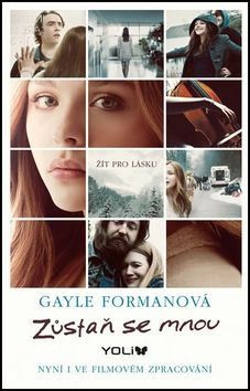 Gayle Formanová: Zůstaň se mnou - Žít pro lásku cena od 183 Kč