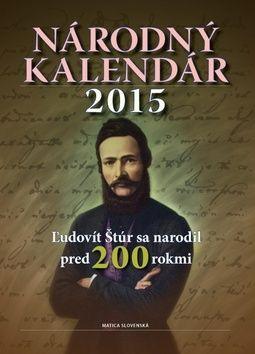 Štefan Haviar: Národný kalendár 2015 cena od 86 Kč