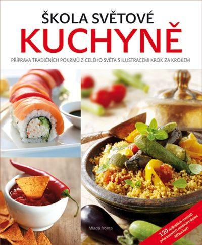 Škola světové kuchyně cena od 279 Kč
