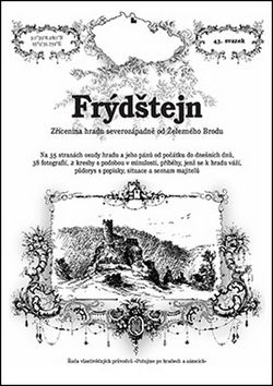 Přemysl Špráchal: Frýdštejn cena od 44 Kč