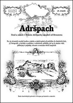 Rostislav Vojkovský, Marek Dusil: Adršpach cena od 41 Kč