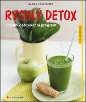 Marion Grillparzer: Rychlý detox - 7denní detoxikační program cena od 197 Kč