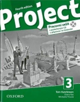 T. Hutchinson, D. Pye, M. Trnová: Project Fourth Edition 3 Pracovní sešit s poslechovým CD a přípravou na testování cena od 199 Kč
