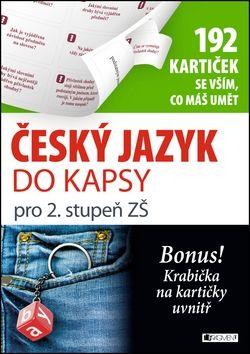 Jana Eislerová: Český jazyk do kapsy pro 2. stupeň ZŠ (192 kartiček) cena od 70 Kč