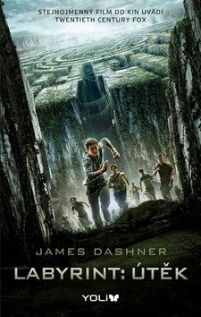 James Dashner: Labyrint: Útěk cena od 223 Kč