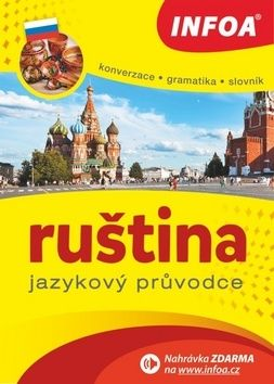 Šamalíková Pavlína: Jazykový průvodce - ruština cena od 129 Kč