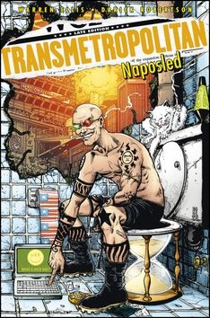Warren Ellis, Darick Robertson: Transmetropolitan 10 - Naposled cena od 346 Kč