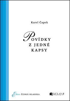 Karel Čapek: Povídky z jedné kapsy cena od 121 Kč