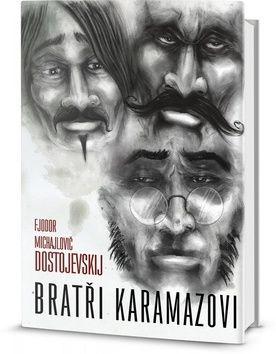 Fjodor Michajlovič Dostojevskij: Bratři Karamazovi cena od 229 Kč