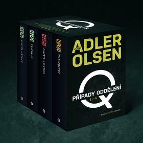 Jussi Adler-Olsen: Případy oddělení Q cena od 811 Kč
