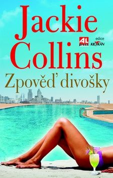 Jackie Collins: Zpověď divošky cena od 161 Kč