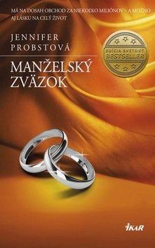 Jennifer Probstová: Manželský zväzok cena od 247 Kč