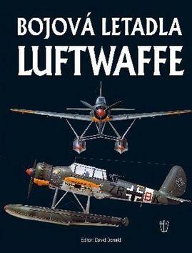David Donald: Bojová letadla Luftwaffe cena od 436 Kč