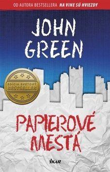 John Green: Papierové mestá cena od 278 Kč
