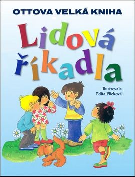 Edita Plicková: Lidová říkadla cena od 79 Kč