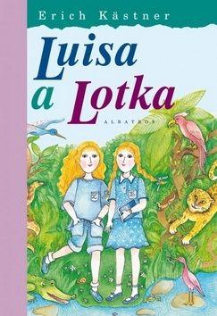 Erich Kästner: Luisa a Lotka cena od 121 Kč