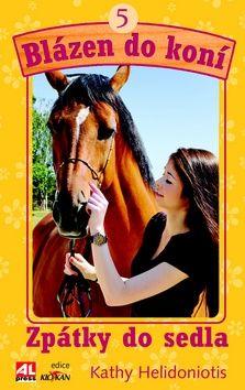Helidoniotis Kathy: Blázen do koní 5 cena od 132 Kč