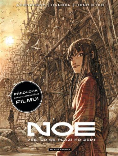 Darren Aronofsky, Ari Handel, Niko Henrichon: Noe 2 - Vše co se plazí po zemi cena od 199 Kč