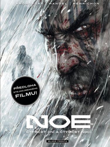 Darren Aronofsky, Ari Handel, Niko Henrichon: Noe 3 - Čtyřicet dní a čtyřicet nocí cena od 197 Kč