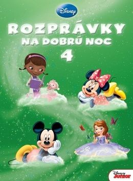 Flanagan John: Disney Rozprávky na dobrú noc 4 cena od 210 Kč