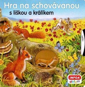 Ray Cresswell: Hra na schovávanou s liškou a králíkem cena od 55 Kč