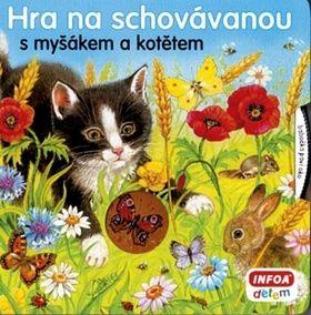 Ray Cresswell: Hra na schovávanou s myšákem a kotětem cena od 102 Kč