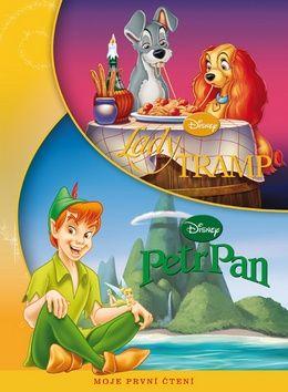 Walt Disney: Lady a Tramp/Petr Pan - Moje první čtení cena od 55 Kč
