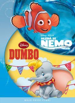 Walt Disney: Hledá se Nemo/Dumbo - Moje první čtení cena od 79 Kč