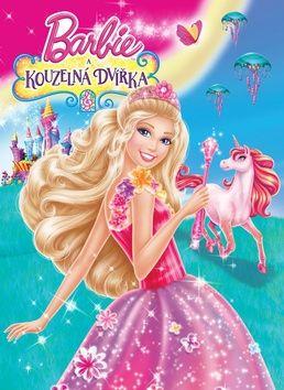 Plaňanská Eva: Barbie a kouzelná dvířka - Filmový příběh cena od 125 Kč