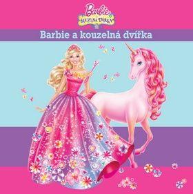 Plaňanská Eva: Barbie a kouzelná dvířka cena od 101 Kč