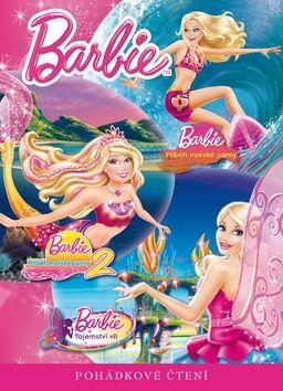 Kadlec Stanislav: Barbie - Pohádkové čtení cena od 169 Kč