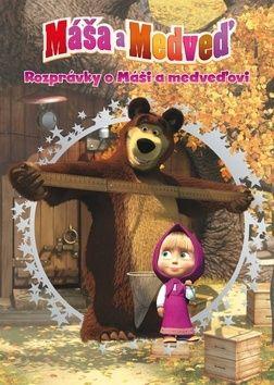 Máša a medveď Rozprávky o Máši a medveďovi cena od 170 Kč