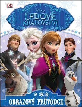 Walt Disney: Ledové království - Obrazový průvodce cena od 191 Kč