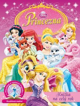 Walt Disney: Princezny - Knížka na celý rok 2015 cena od 201 Kč