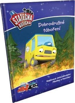 Elin Ferner: Dobrodružné táboření - kniha Statečná autíčka cena od 77 Kč