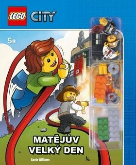 Gavin Williams: LEGO® CITY Matějův velký den cena od 182 Kč