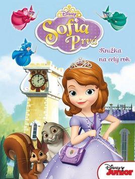 Sofia prvá Knižka na celý rok cena od 269 Kč