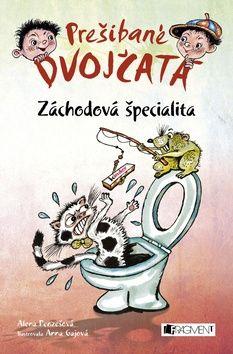Alena Penzešová: Prešibané dvojčatá Záchodová špecialita cena od 131 Kč