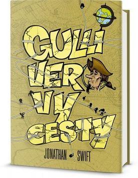 Jonathan Swift: Gulliverovy cesty cena od 138 Kč