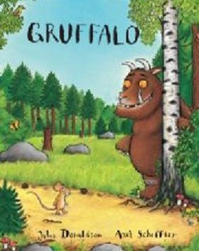 Julia Donaldson: Gruffalo cena od 124 Kč