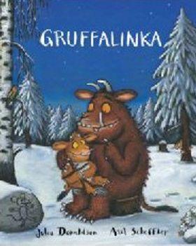 Julia Donaldson: Gruffalinka cena od 131 Kč