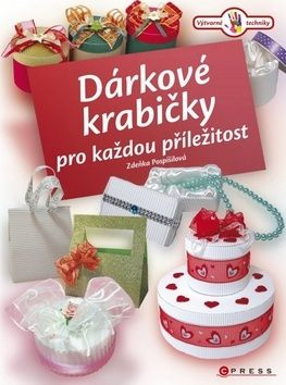 Zdeňka Pospíšilová: Dárkové krabičky pro každou příležitost cena od 169 Kč