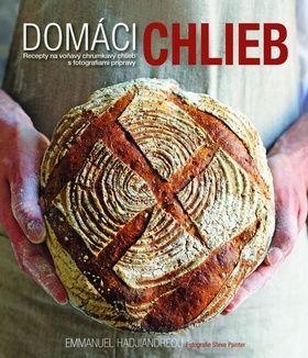 Emmanuel Hadjiandreou: Domáci chlieb cena od 432 Kč